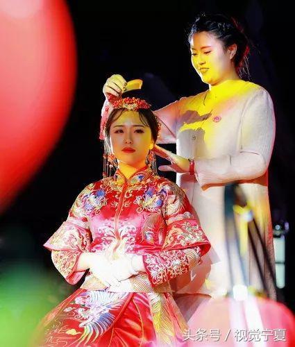 中国传统婚庆礼仪演绎
