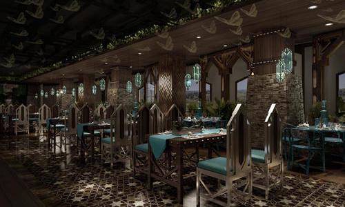 2017国际生态设计奖获奖作品系列报道--那拉提太阳神旅游度假酒店