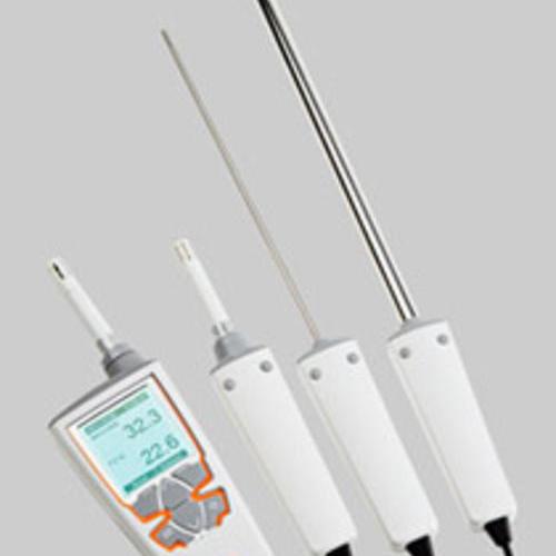 快速检测与现场抽检设计的HM40手持提式温湿度仪