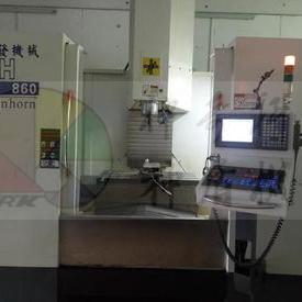 臺灣原裝綺發VMC-860 BT40主軸.8000轉