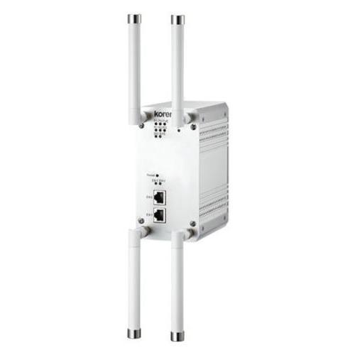 JetWave 3220 工业双 802.11n 2.4G/5G 2T2R MIMO 无线AP/Bridge