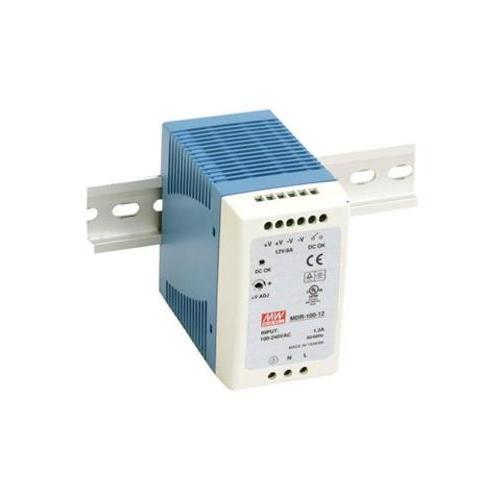MDR-100-48 100W 48 VDC 导轨电源模块
