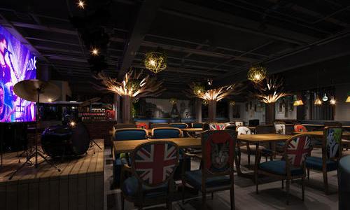 2017国际生态设计奖获奖作品系列报道--珠海Hato酒吧