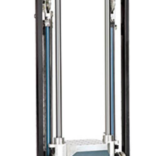 电机提升垂直冲击台