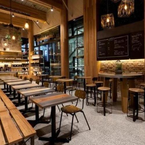 咖啡店设计,饮品点设计