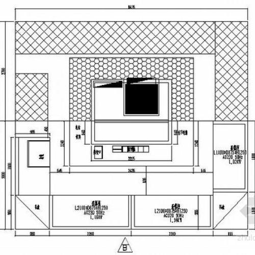 施工图设计,平面图布局设计