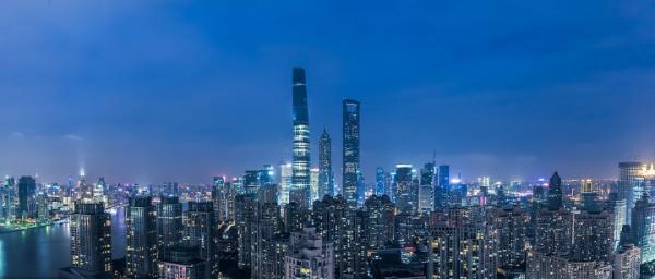 为什么上海的写字楼一看就觉得高端?