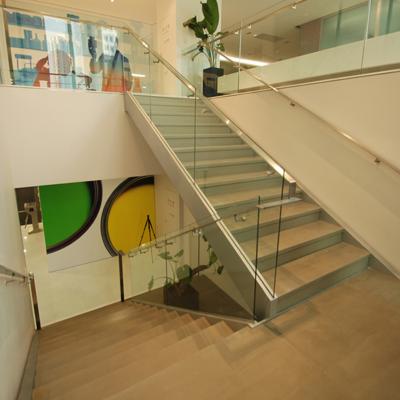 玻璃楼梯4