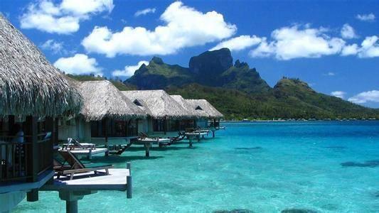 和明星一样来场海岛婚礼 这些海岛风景独好
