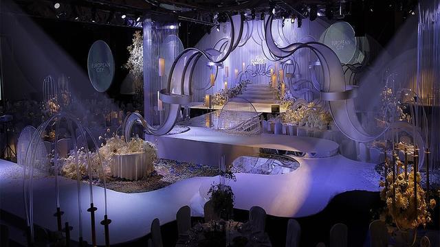 营造浪漫的婚礼每个细节都需要注意