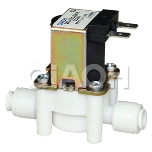 QXD-17 series fast insertion type influent solenoid valve