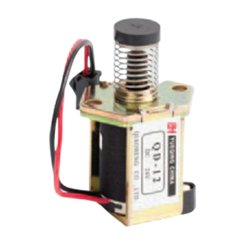QD-12 24V segmented strong suction solenoid valve
