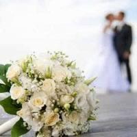 【上海美甲学校】喜欢简简单单,婚礼也是,新娘甲也是!