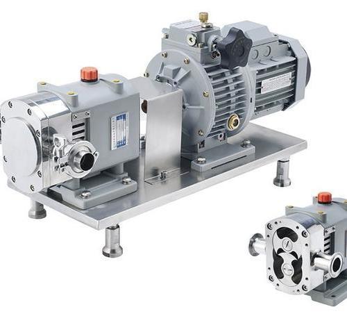 RP型凸輪轉子泵