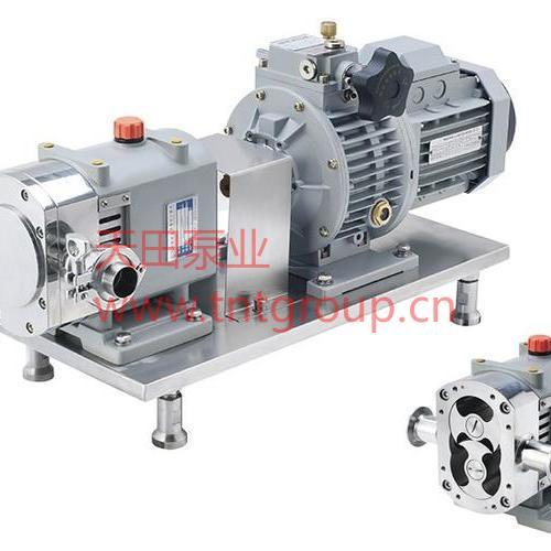RP型凸轮转子泵