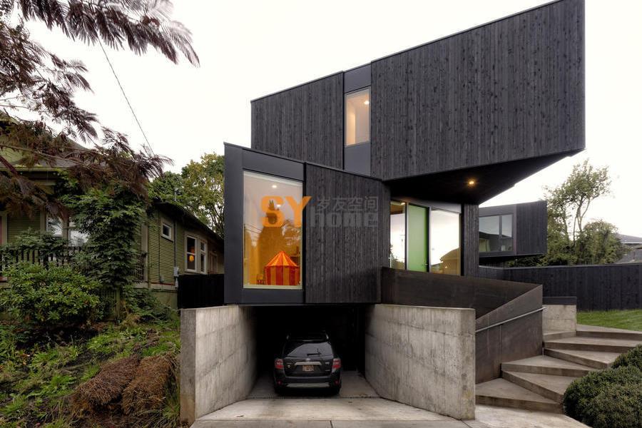 三角模块化住宅,对新型居住模式的探讨