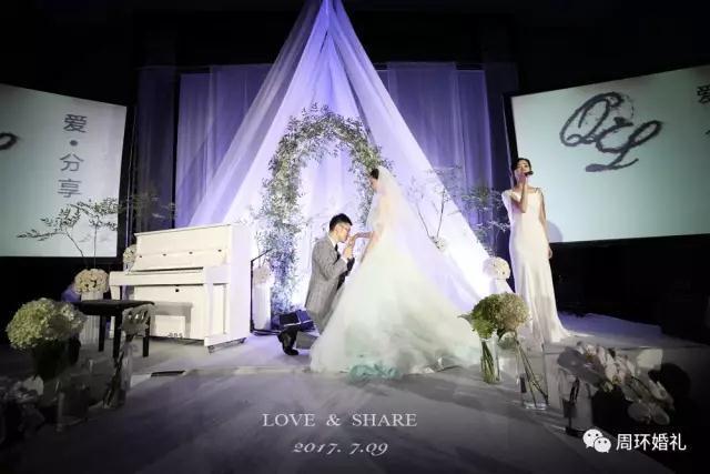 教你如何用有限的预算,办一场奢华隆重的婚礼