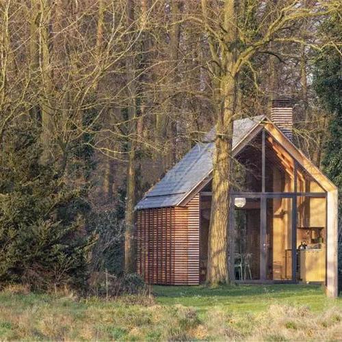 集成小木屋
