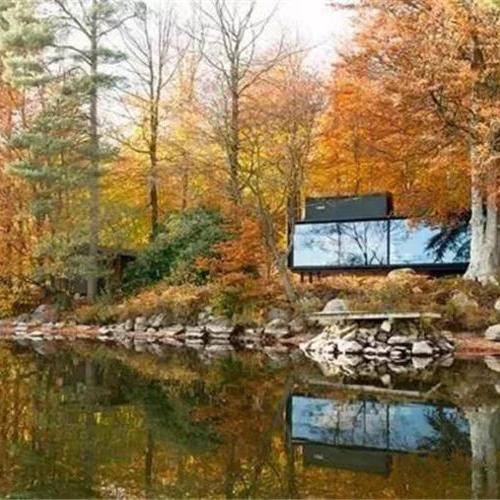 河边度假屋