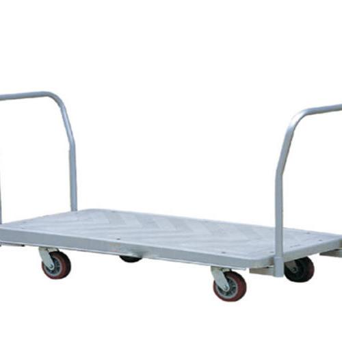 重载型铝平板推车