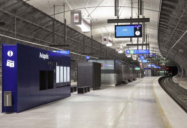 Kehärata环线铁路已于2015年7月1日运营通车