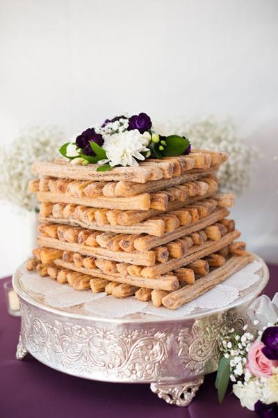 *适合做婚礼蛋糕的拉丁甜点 感受甜品的异国情调