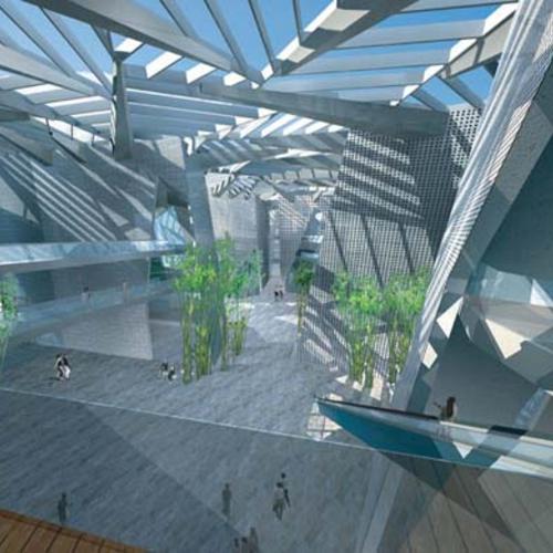 沈阳城市规划展示馆