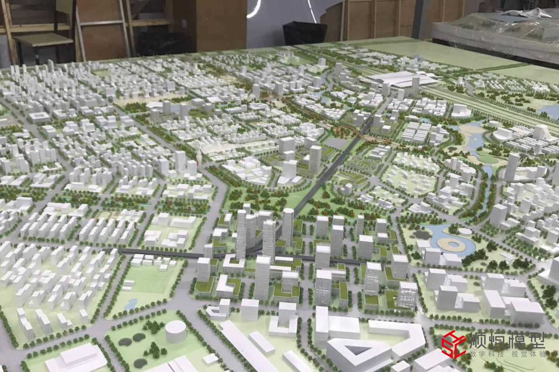 城市規劃 設計院SBA濟南投標模型