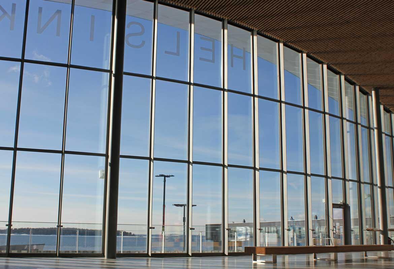 由PES建筑设计事务所设计的新赫尔辛基西部港口2号客运码头将于2月27日开业!