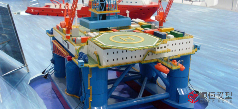 工業沙盤模型