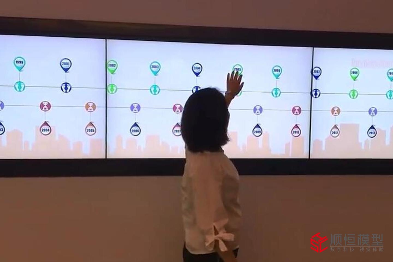 交互設計 多媒體拼接屏