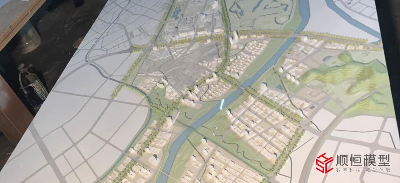 城市規劃|設計院SBA佛山投標模型