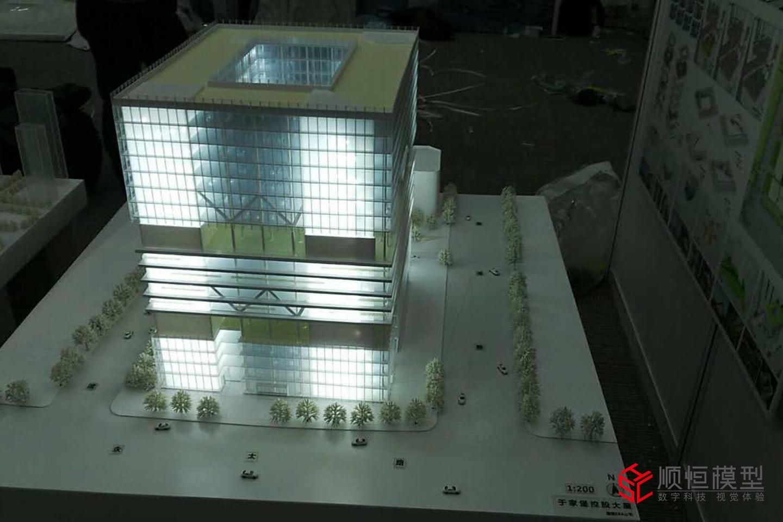 城市規劃|設計院SBA天津投標模型