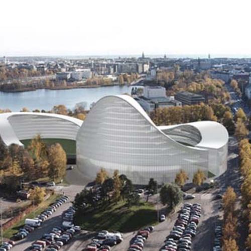 赫尔辛基花园