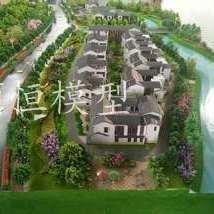 江阴别墅沙盘模型