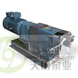 TLS型凸轮转子泵