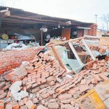 吉林松原地震累计25万人受灾 6.7万人被紧急转移