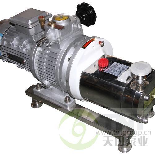 TRA型凸輪轉子泵|rotary lobe pumps