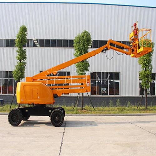 燃油曲臂式高空作业平台