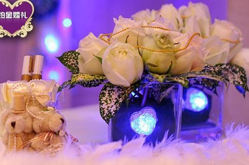 策划婚礼要先确定婚礼的主题