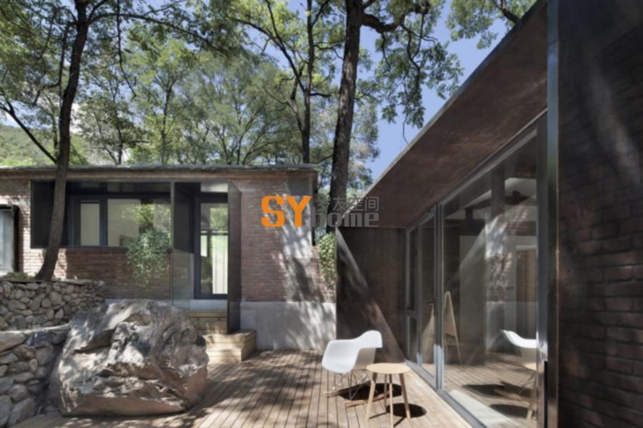 姥姥家改造项目,北京黄山店村