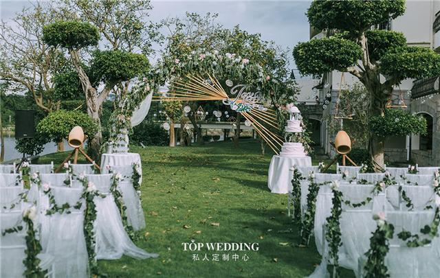 *全的户外婚礼筹备攻略