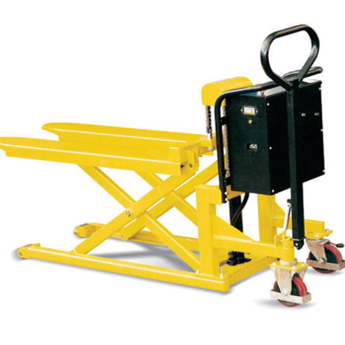 电动剪式升高液压搬运(平台)车
