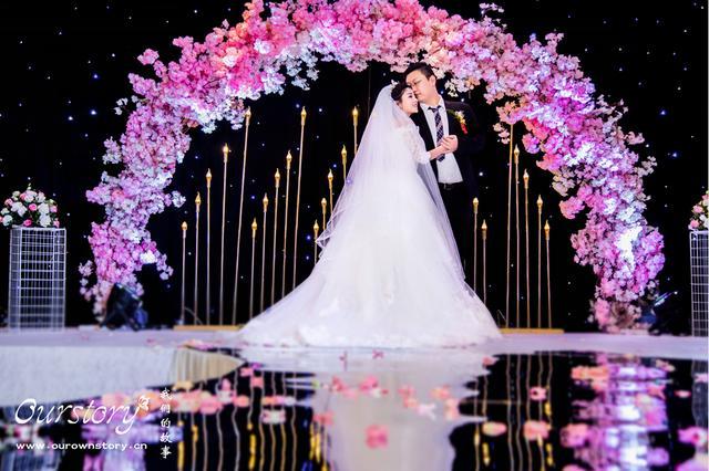 这些记录都将被写进你们的故事,永远存在于你们的记忆—婚礼策划