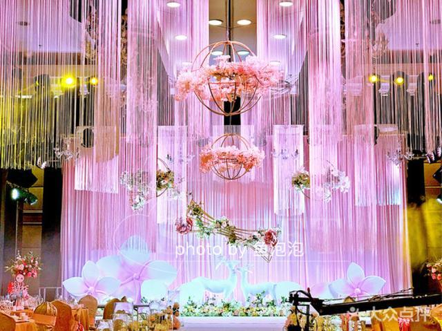 补一场婚礼,续一世承诺——婚礼策划篇「诺时尚婚礼策划」