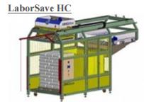 以色列Laborsave公司快速清袋系統