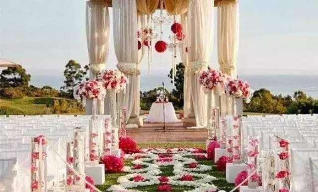 婚礼筹备*全流程 让你临时不抓瞎