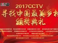 """东楮岛村获2017CCTV""""中国*美乡村""""荣誉称号"""