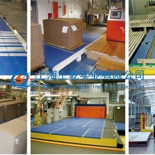 瓦楞紙板加工行業
