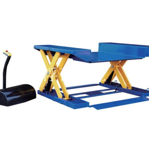 HX型超低型卸货平台